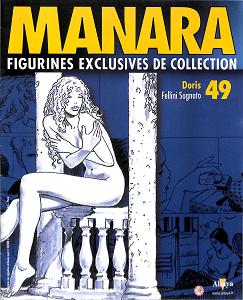 Manara - Figurines Exclusives De Collection - Tome 49