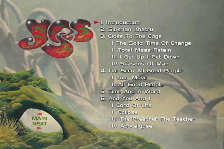 Yes - Keys To Ascension (1996/97) [2010, 4CD + DVD Box-Set