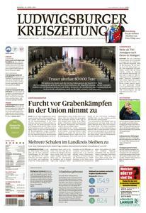 Ludwigsburger Kreiszeitung LKZ - 19 April 2021