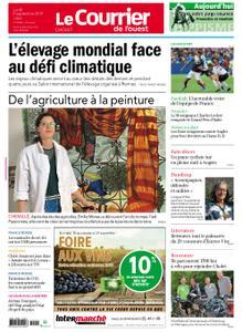 Le Courrier de l'Ouest Cholet – 09 septembre 2019
