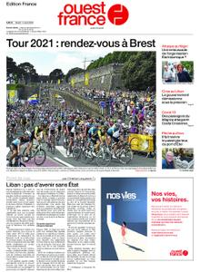 Ouest-France Édition France – 11 août 2020