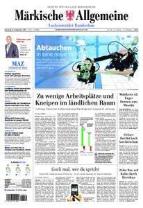 Märkische Allgemeine Luckenwalder Rundschau - 12. September 2017