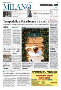 Corriere della Sera Milano – 11 agosto 2020