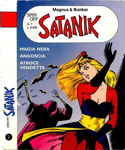 Spin-Off - Volume 7 - Satanik 2