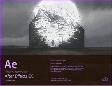 Adobe After Effects CC 2015.3 v13.8.0 Multilingual (x64)