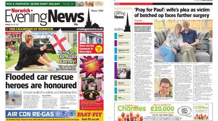 Norwich Evening News – June 18, 2021