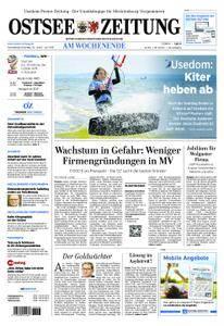 Ostsee Zeitung Wolgast - 30. Juni 2018
