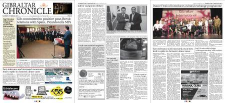 Gibraltar Chronicle – 17 February 2018