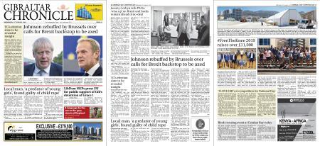 Gibraltar Chronicle – 21 August 2019