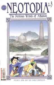 Neotopia v2 - The Perilous Winds of Athanon 001-005 (2003) Neotopia v2 03 (2003) (nuther