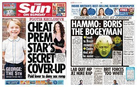 The Sun UK – 22 July 2018