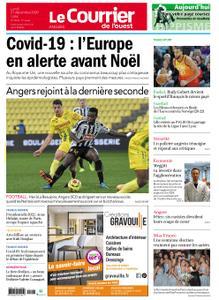 Le Courrier de l'Ouest Angers – 21 décembre 2020