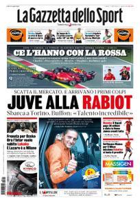 La Gazzetta dello Sport – 01 luglio 2019