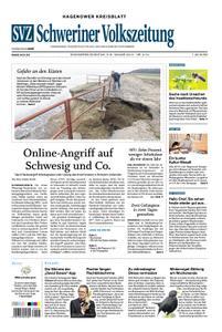 Schweriner Volkszeitung Hagenower Kreisblatt - 05. Januar 2019