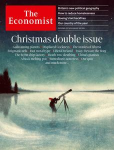 The Economist Middle East and Africa Edition – 21 December 2019