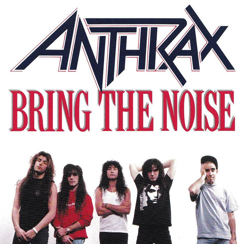 Anthrax: Singles & EP's Collection part 2 (1990-1993)