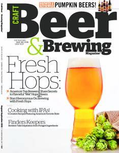 Craft Beer & Brewing - August/September 2015