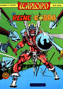 Warlord - Tome 5 - La Reine-Cobra