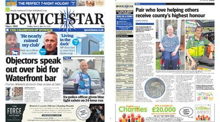 Ipswich Star – June 21, 2021
