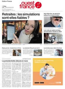 Ouest-France Édition France – 20 décembre 2019