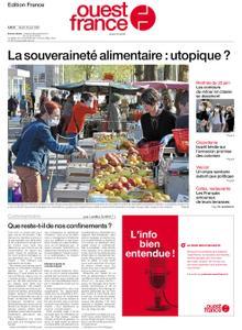 Ouest-France Édition France – 16 juin 2020