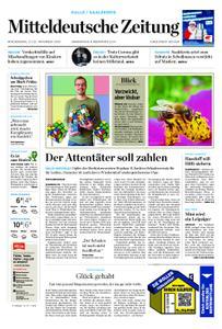 Mitteldeutsche Zeitung Elbe-Kurier Wittenberg – 21. November 2020