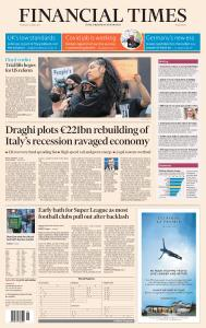 Financial Times Middle East - April 22, 2021