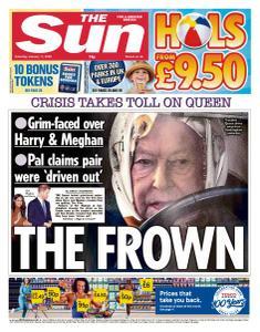 The Sun UK - 11 January 2020