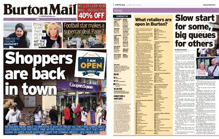 Burton Mail – June 16, 2020