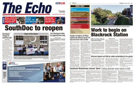 Evening Echo – April 22, 2021