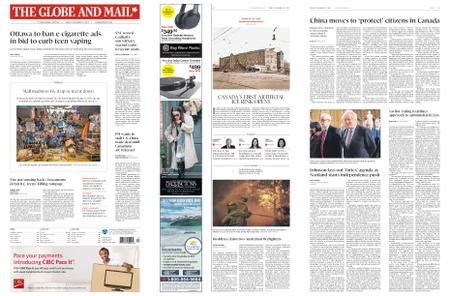 The Globe and Mail – December 20, 2019