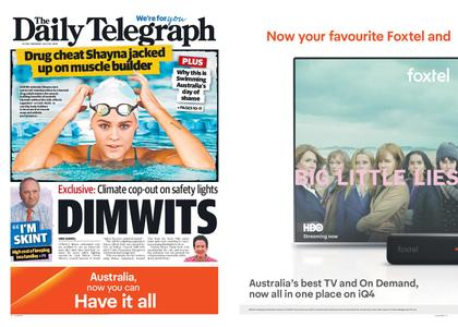 The Daily Telegraph (Sydney) – July 29, 2019