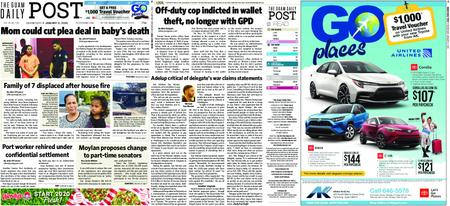 The Guam Daily Post – January 08, 2020