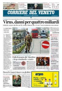 Corriere del Veneto Padova e Rovigo – 25 febbraio 2020