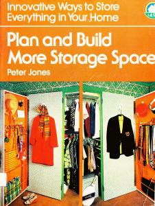 Plan and Build More Storage Space