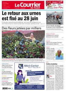 Le Courrier de l'Ouest Cholet – 23 mai 2020
