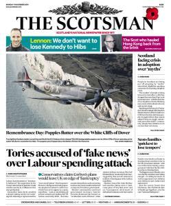 The Scotsman - 11 November 2019