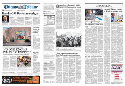 Chicago Tribune – October 27, 2021