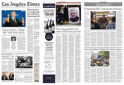 Los Angeles Times – January 06, 2020