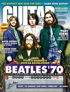 Guitar World - April 2020
