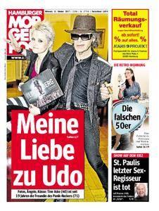 Hamburger Morgenpost - 11. Oktober 2017