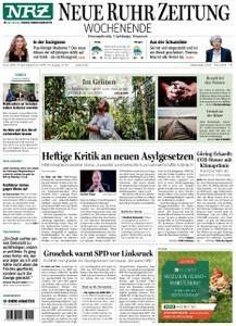 NRZ Neue Ruhr Zeitung Essen-Postausgabe - 08. Juni 2019