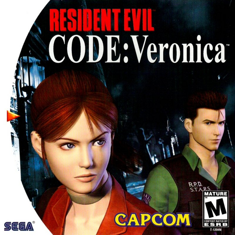 [DC] Resident Evil - Code : Veronica