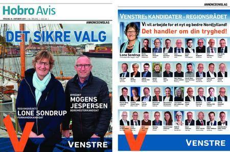 Hobro Avis – 31. oktober 2017