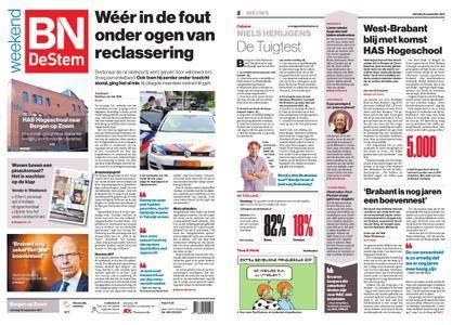 BN DeStem - Bergen op Zoom – 16 september 2017