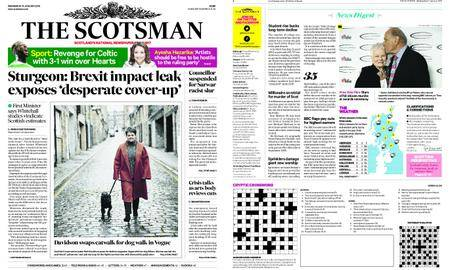 The Scotsman – January 31, 2018