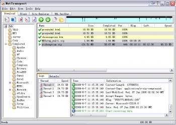 Net Transport 2.43 Build 368