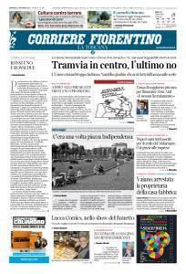 Corriere Fiorentino La Toscana - 31 Ottobre 2017