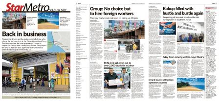The Star Malaysia - Metro South & East – 12 November 2019