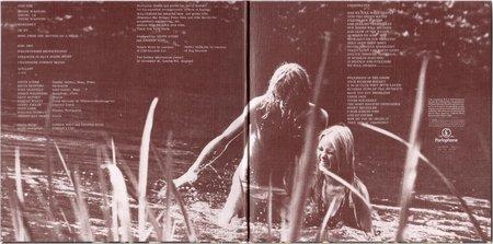 Kevin Ayers - Whatevershebringswesing (1971) {2014 Remaster Japan Mini LP SHM-CD Edition WPCR-15526}